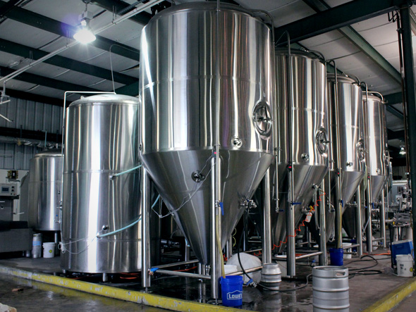 Gnarly Barley Tanks