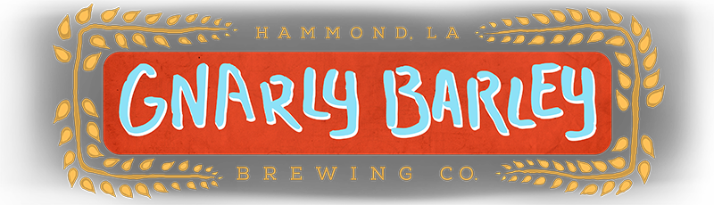 Gnarly Barley Brewing Co logo Hammond, LA Louisiana