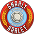Gnarly Barley Wheel logo